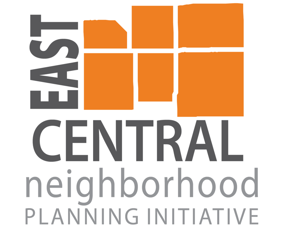 East Central Neighborhood Planning Initiative logo